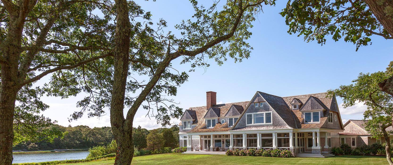 Carefree coastal home