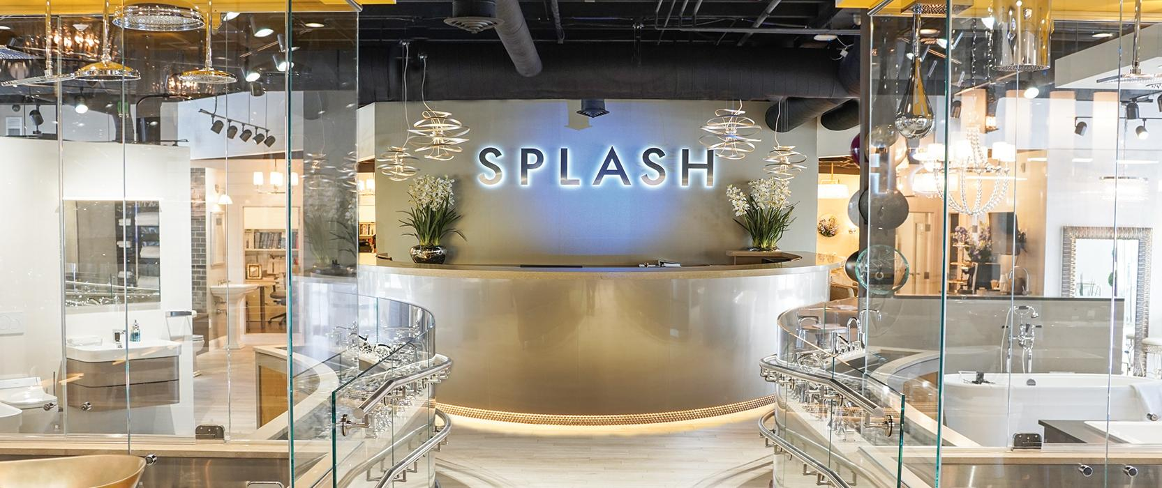 Splash Showroom