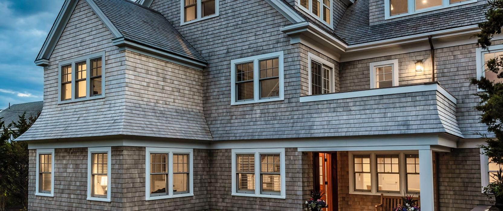 Shingle Style Summer Home