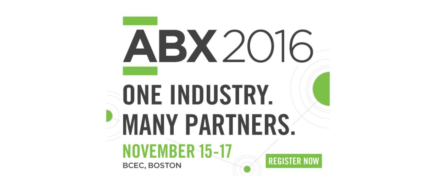 Don't Miss ArchitectureBoston Expo at the Boston Convention & Exhibition Center on November 15-17