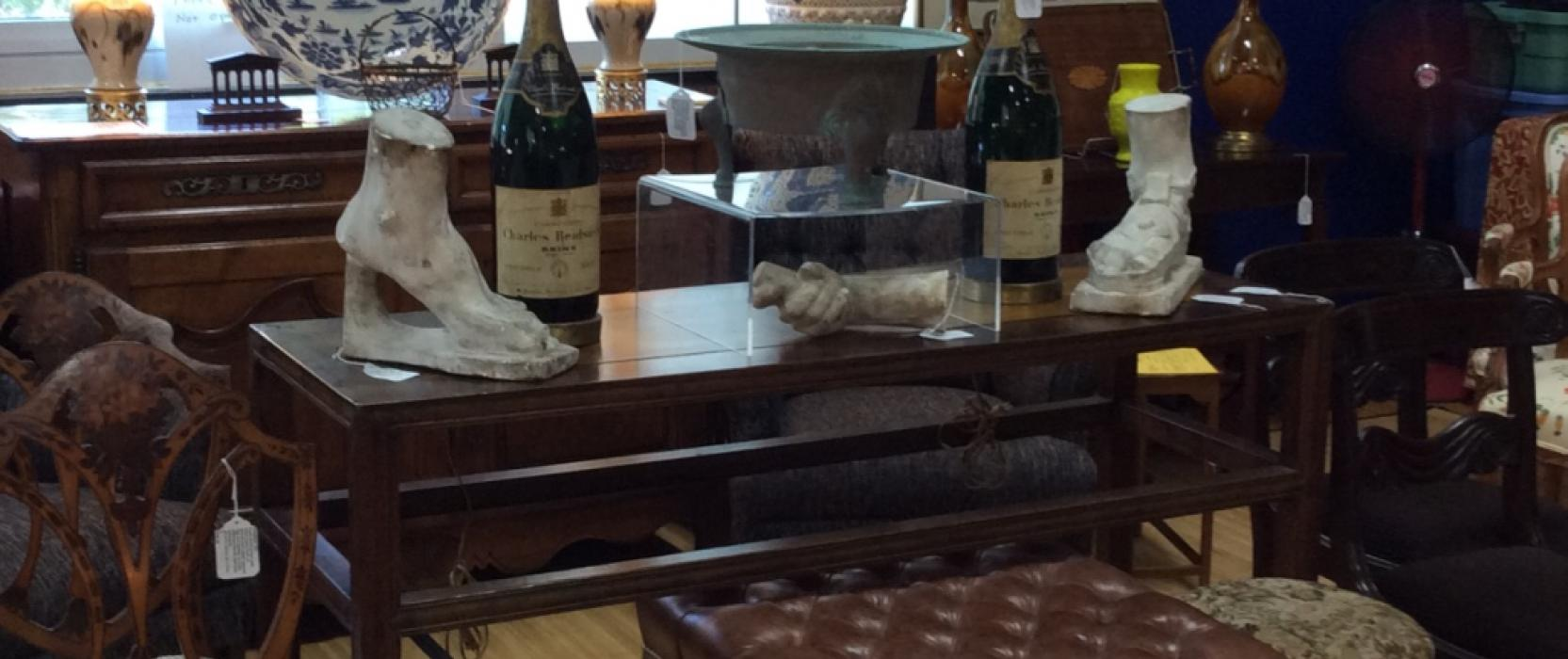 antique collectors and sales; events on Cape Cod