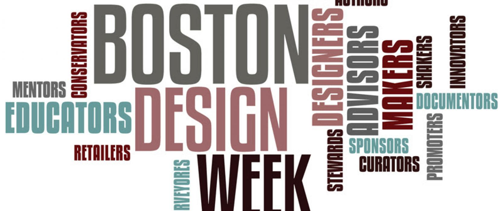 Boston Design Week Call for Events