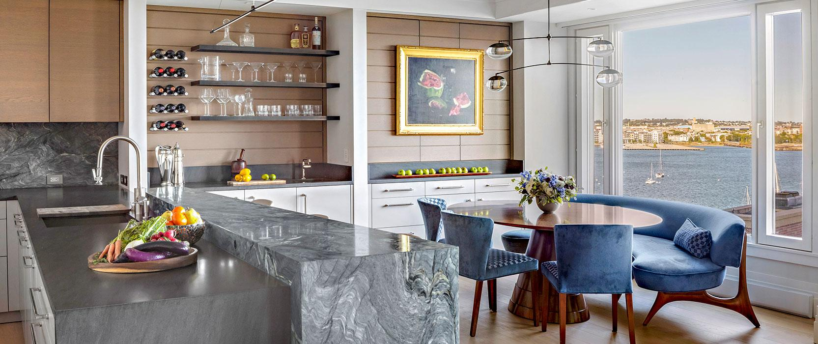 Harborside renovation by Foley Fiore Architecture and FBN Construction