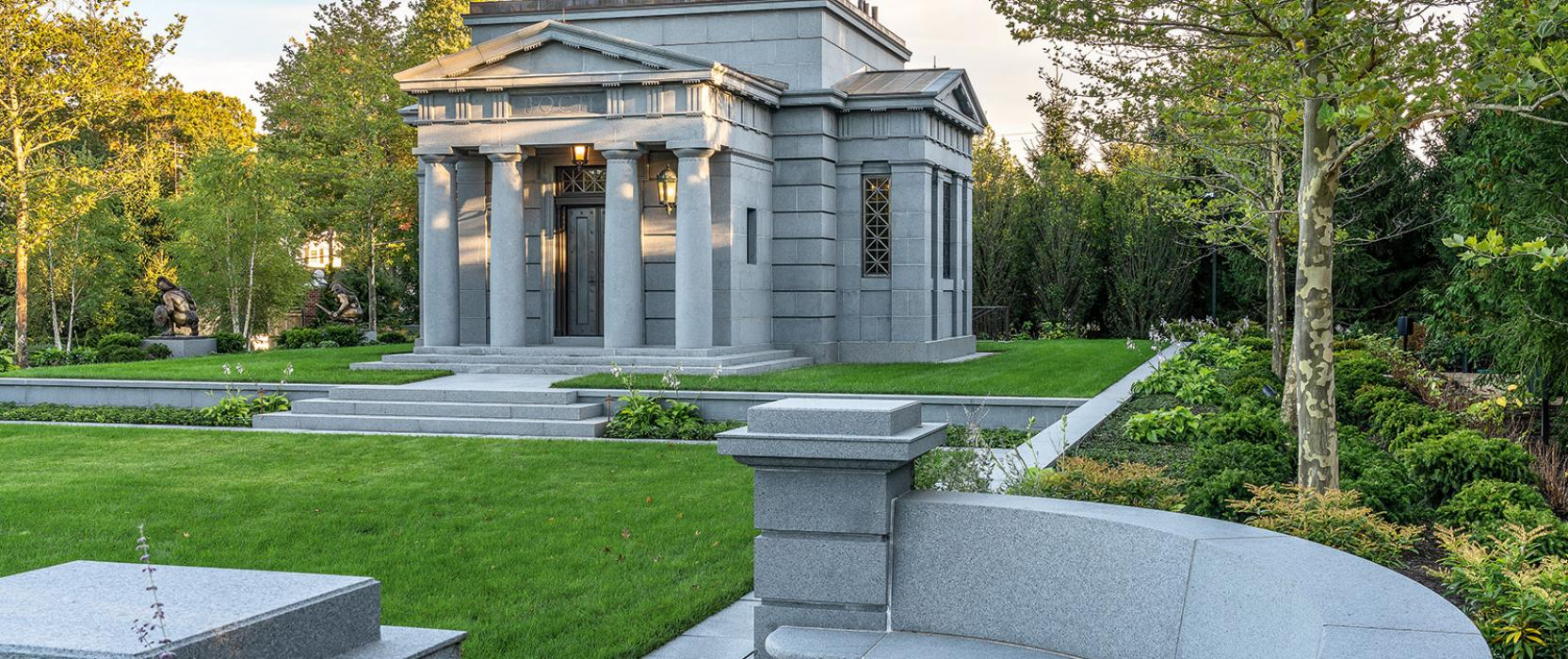 Ernie Boch Jr.'s Garden Pavilion