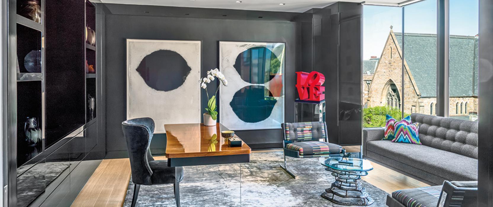High End Condominium Design In Boston MA