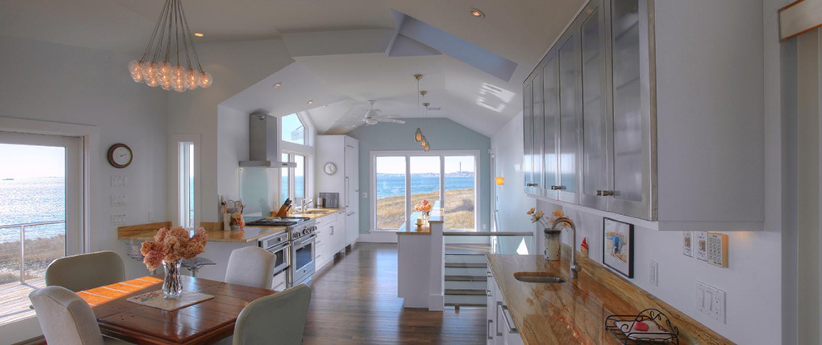 Provincetown Cape Cod Custom Home