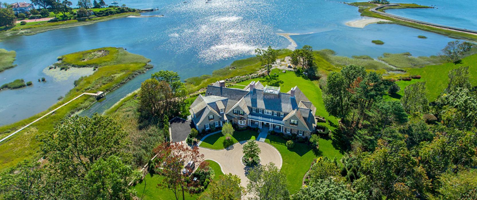 shingle style home architect