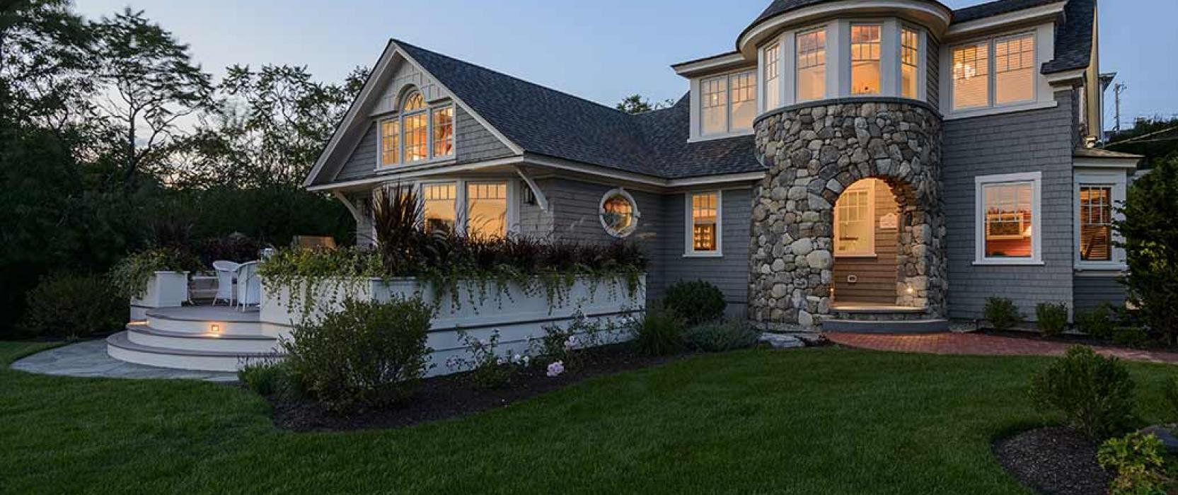 luxury homes in New Hampshire