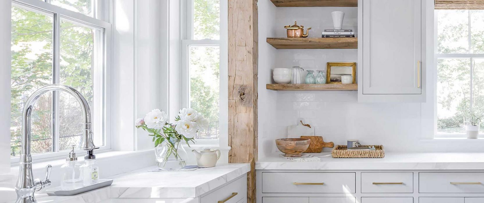 Wellesley Kitchen and Home Tour