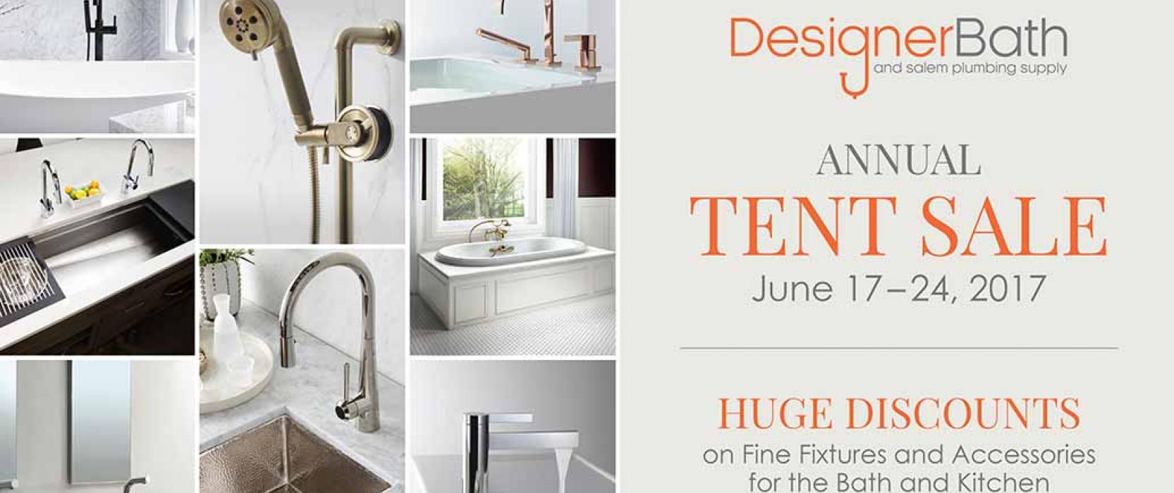 huge discounts on fine fixtures and accessories for the bath and kitchen
