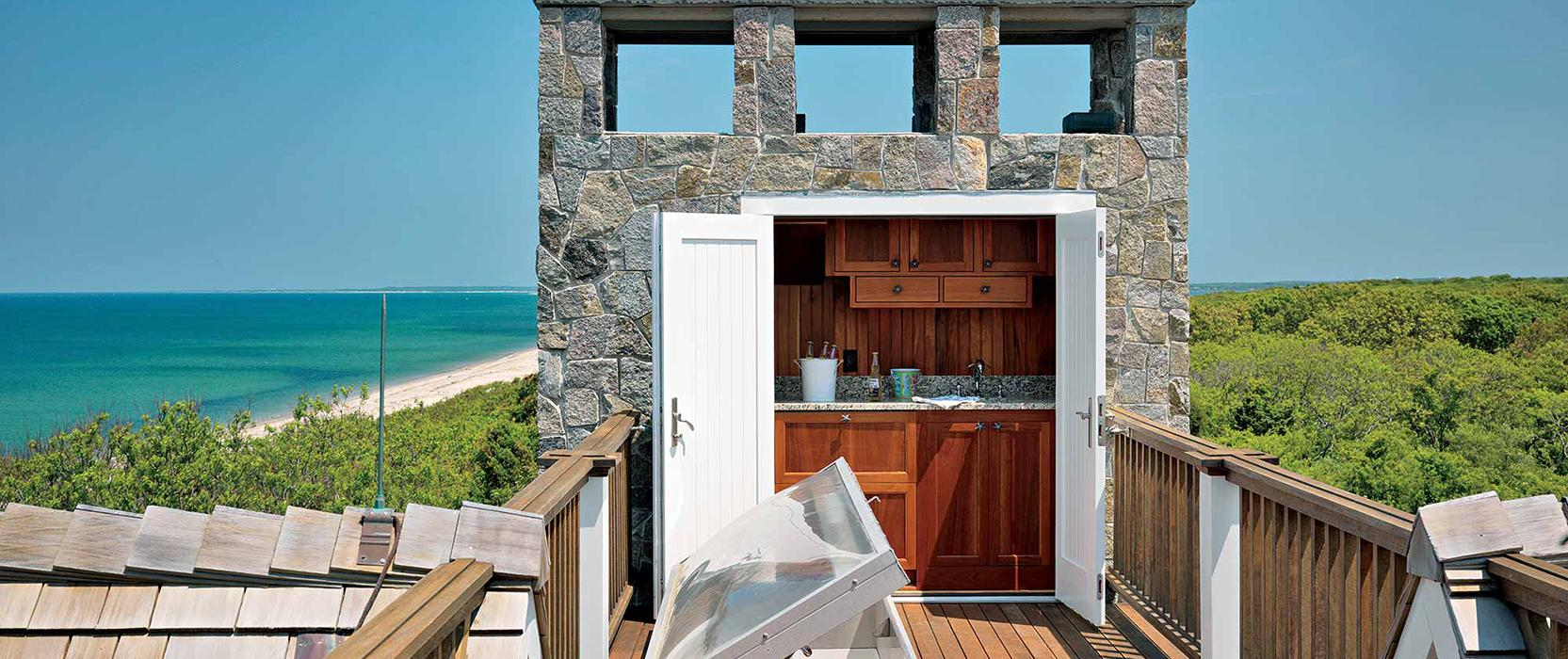 High-end New England architects and builders