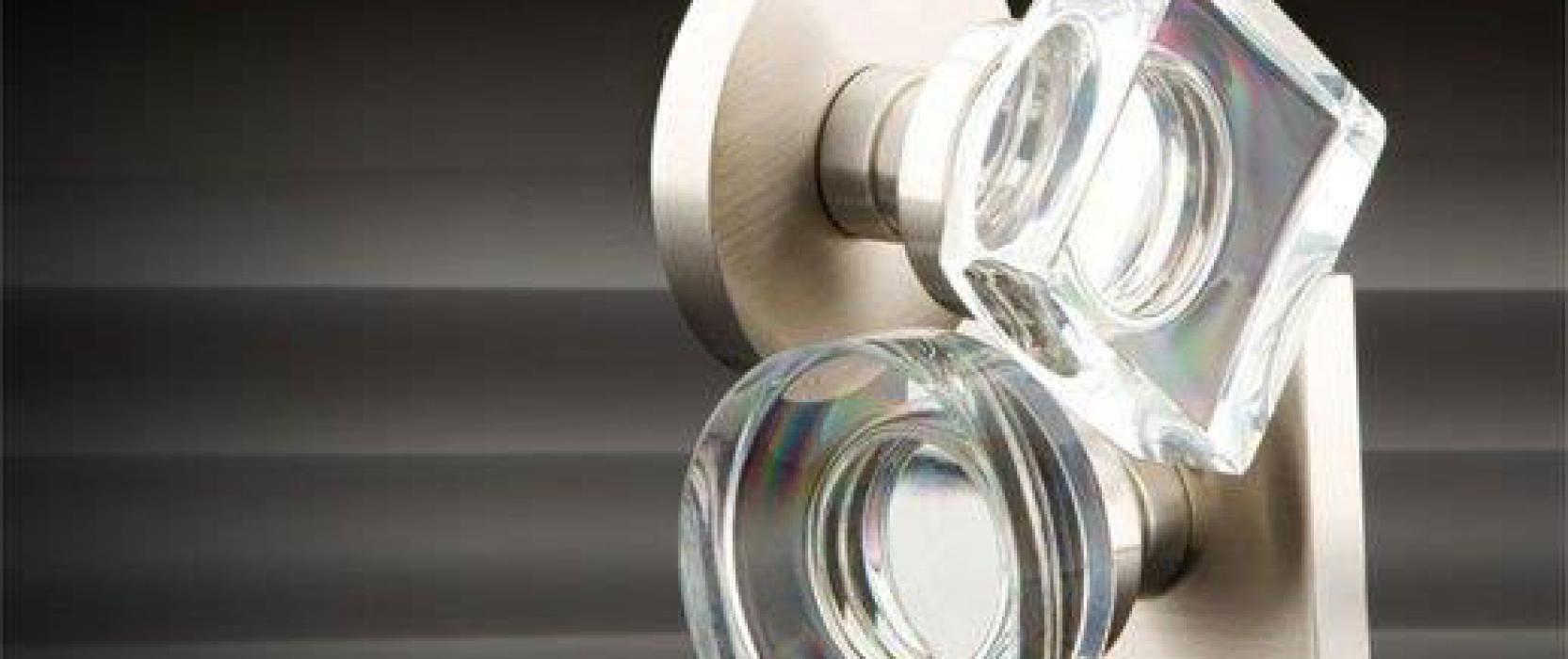 A Nod to Doorknobs at Van Millwork's Needham Showroom