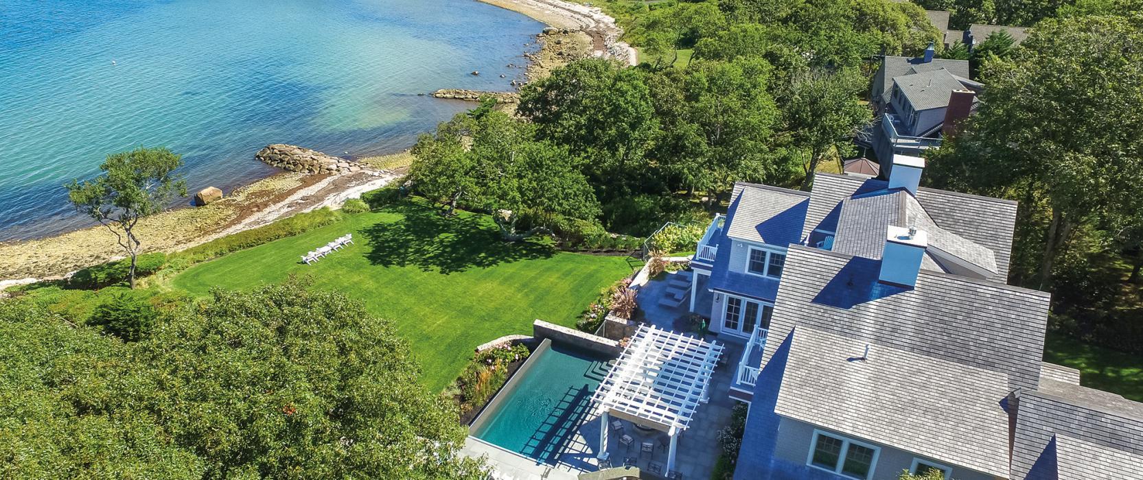 Falmouth Cape Cod beautiful homes