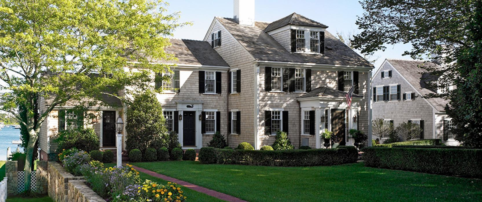New England Classic Luxury High End Homes