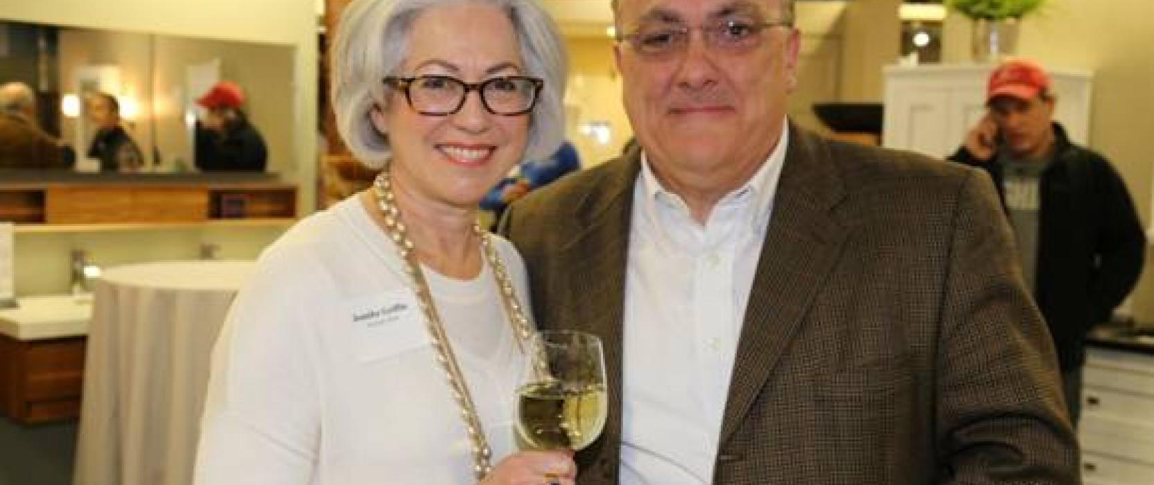 Designer Bath Holds 4th Annual 'What's on Tap' Event