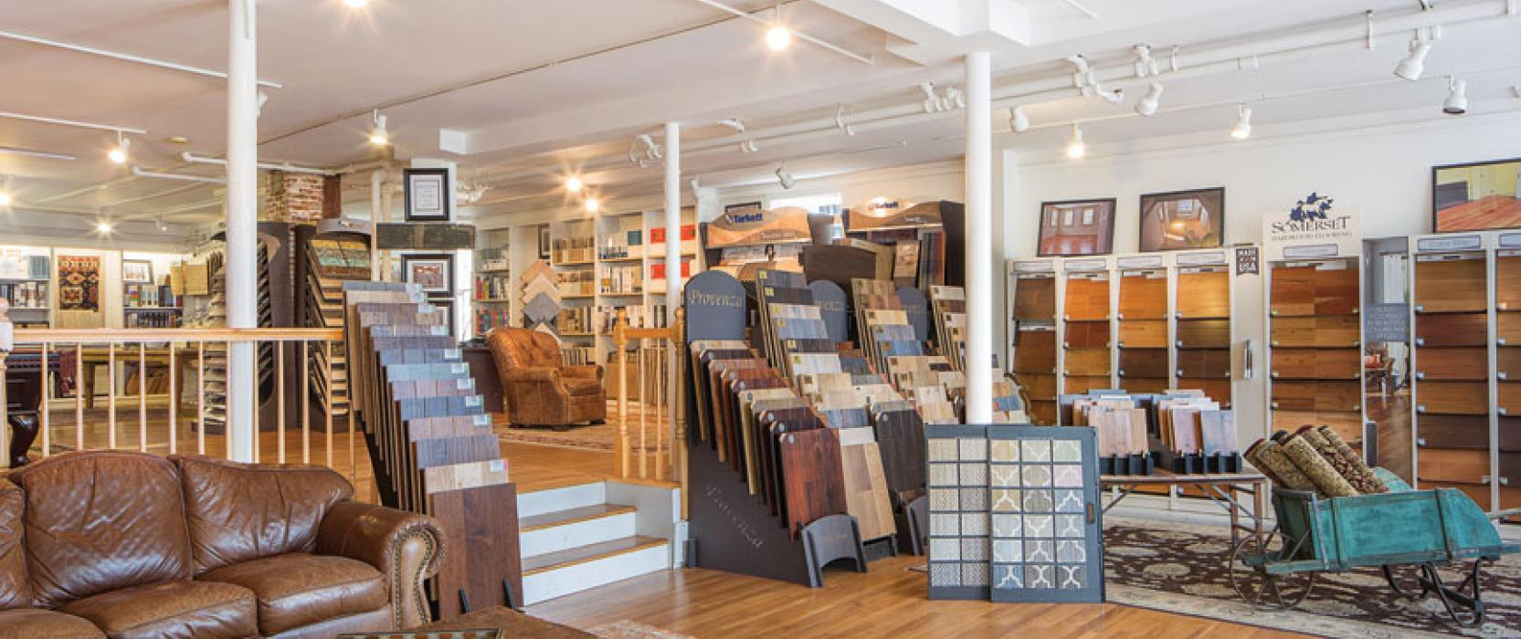 Khouri Flooring's 3rd Annual 'Come Be Floored' Showroom Party