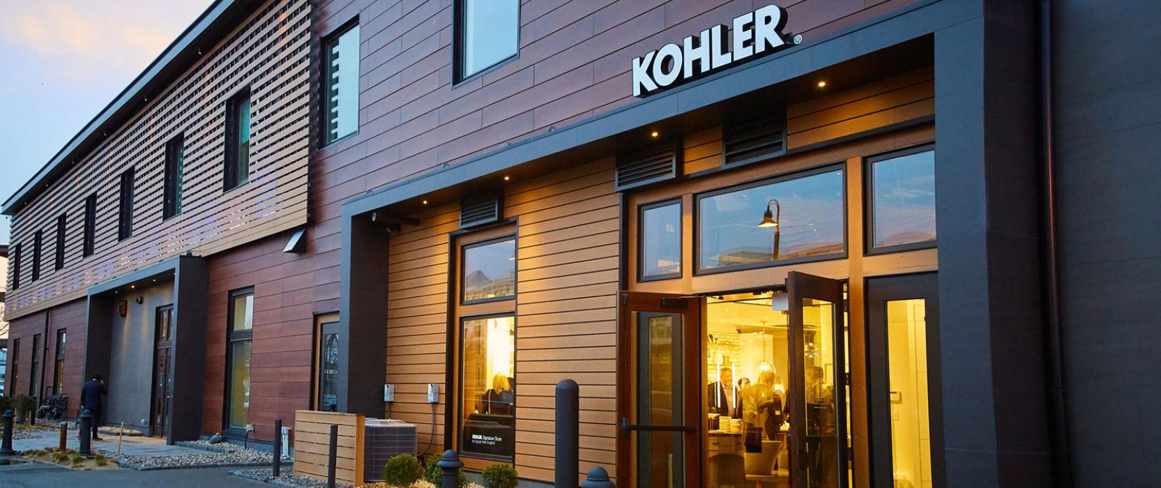 Kohler Signature Store Boston Grand Opening