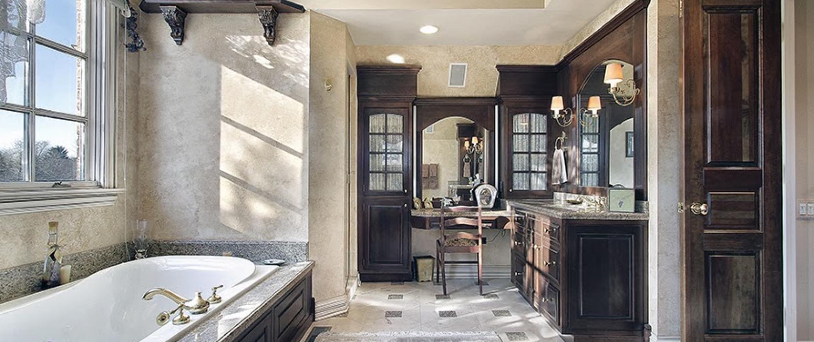 Luxury Bathrooms by Longfellow Design Build