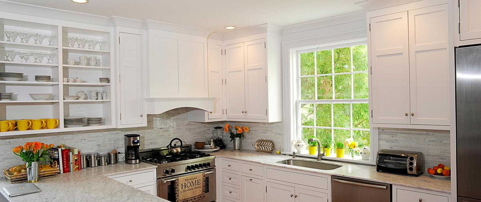 Rock pond kitchens