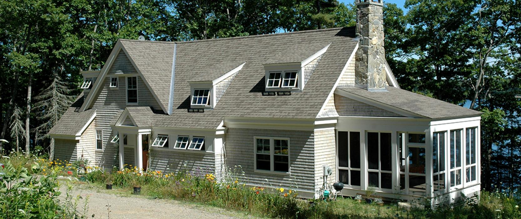 luxury homes in Maine