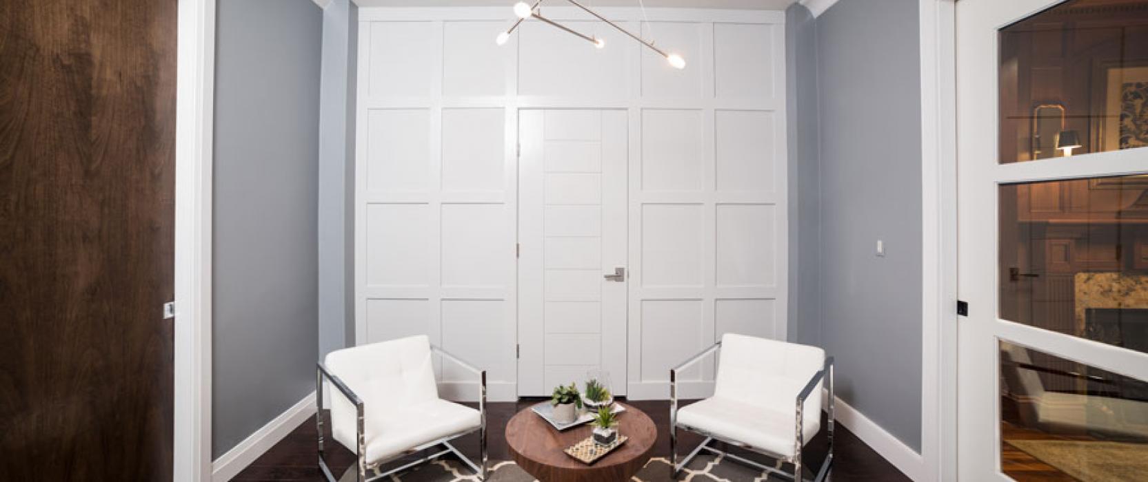 New Modern Suite at Van Millwork's Needham Design Center
