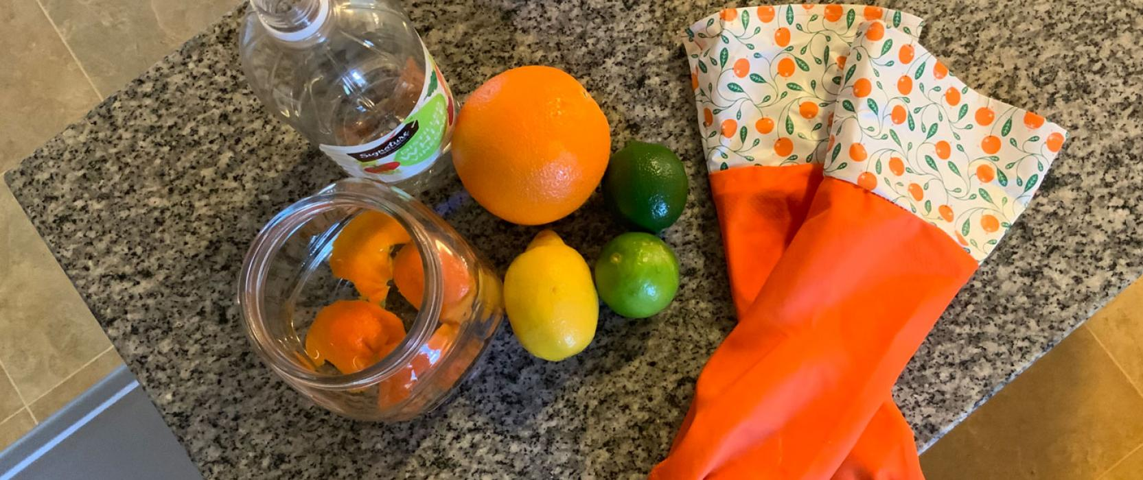 Make-At-Home Cleaning Agent