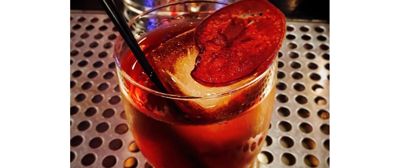 yuletide cocktail