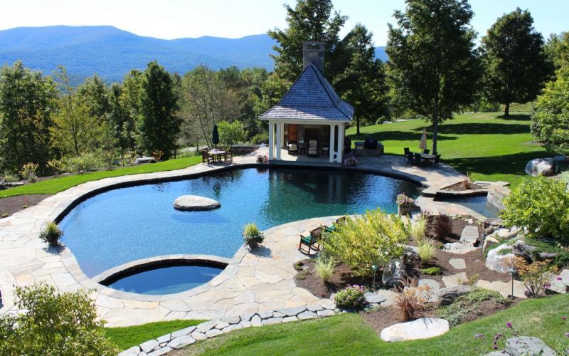 Custom pools boston design guide for Pool design guide