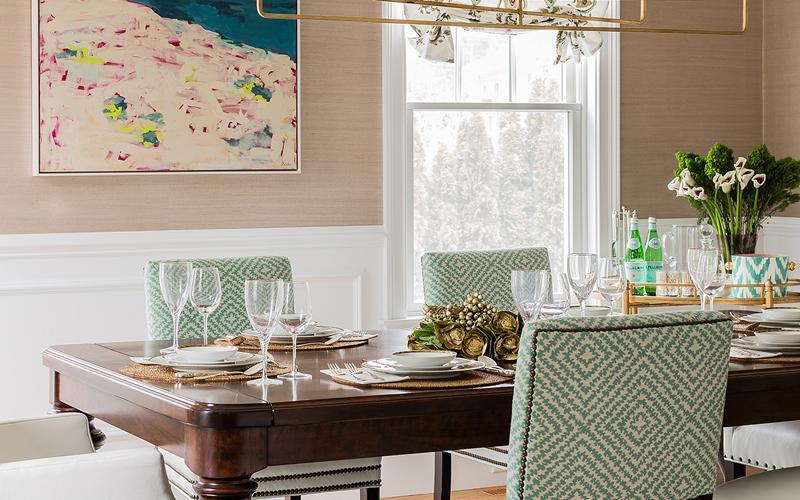 Elizabeth home decor design for Residential design services