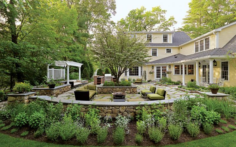 Karen sebastian llc boston design guide for Landscape architects directory