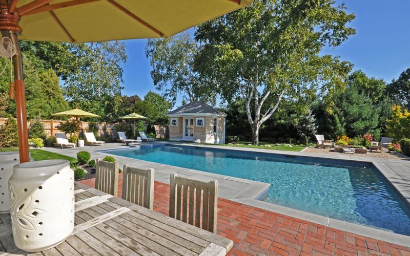 South shore gunite pools spas for Pool design manufaktur ug rottenburg