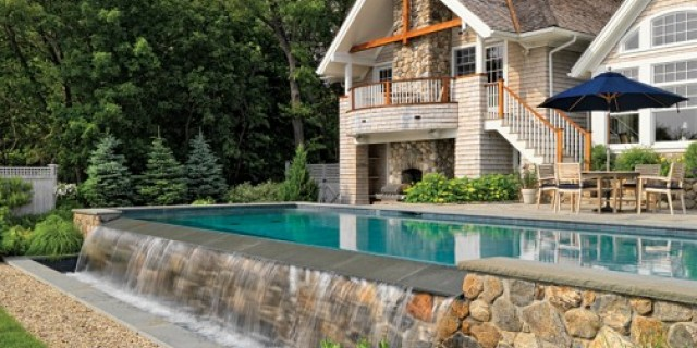 Aquaknot pools inc custom swimming pools and spas - Hotels in weymouth with swimming pool ...
