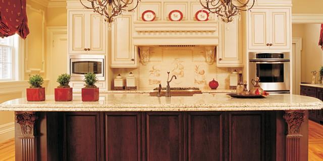 Kitchen Views Custom Kitchens Newton Ma Boston