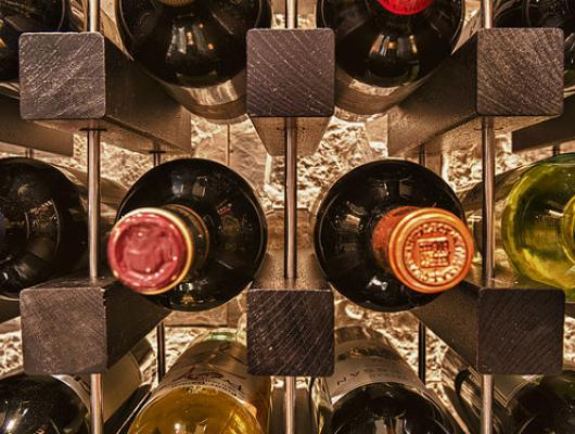 Charles River Wine Cellars introduces a contemporary wine storage system