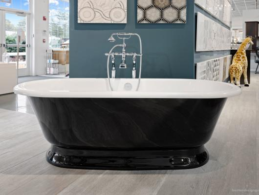Victoria + Albert freestanding tub