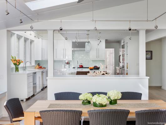 New England Architecture and Interior Design