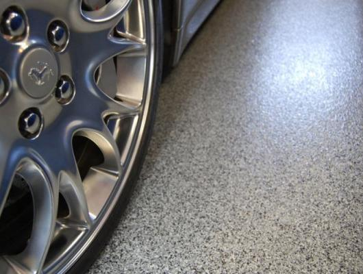 Boston Garage Floor Coating
