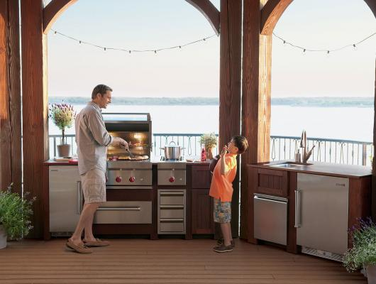 Clarke Wolf Grilling Seminars May 18 and June 8