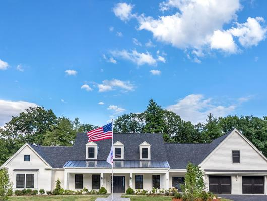 A specially adapted smart home, through the R.I.S.E. program at the Gary Sinise Foundation