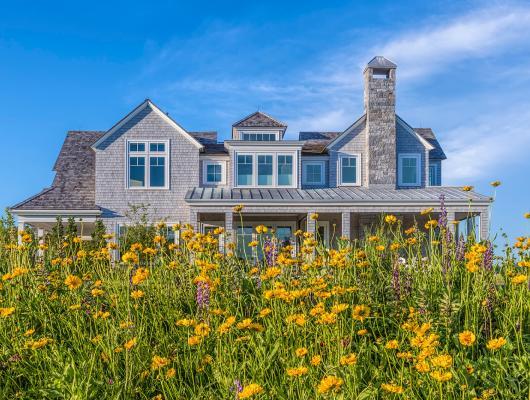 High-end Cape Cod architect
