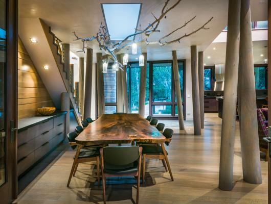 Modern architecture by Jill Neubauer