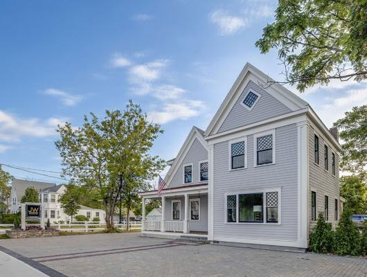 High-end custom builder JW Construction, Inc. opens a Cape Cod office