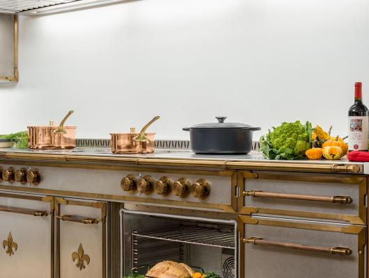 Luxury Range and Oven by L'Atelier Paris
