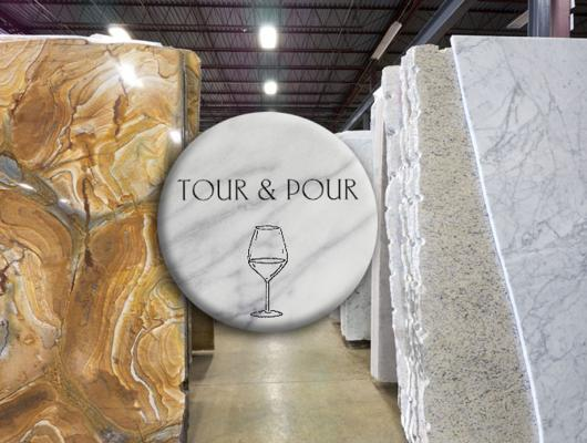 Tour and Pour Event for the Trade at LeaMar Industries Jan. 30
