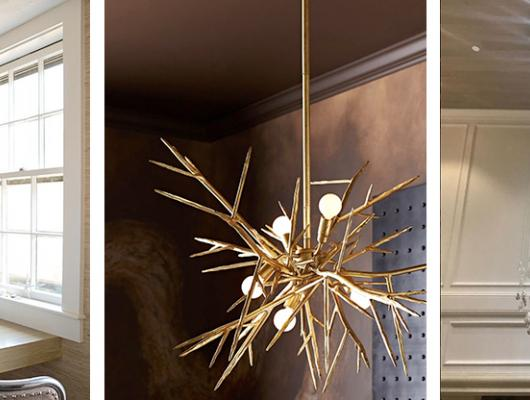 high-end home lighting fixtures