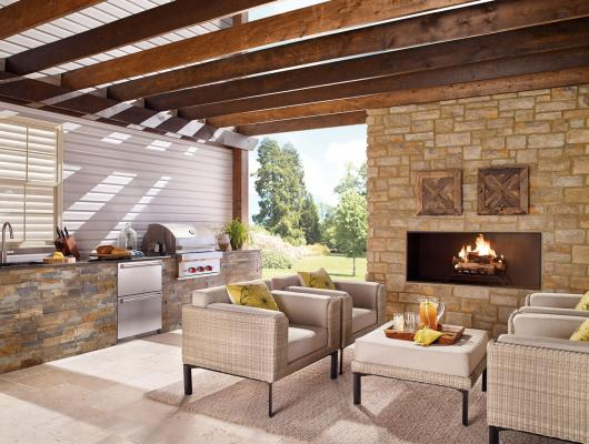 Outdoor Kitchen Designs and Tips from the Pros by Wolf