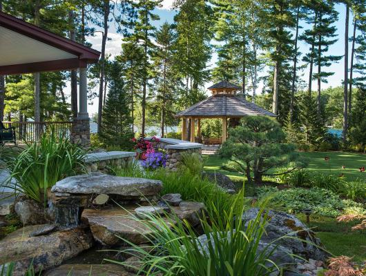 Landscape Architecture by Pellettieri Associates, Inc.