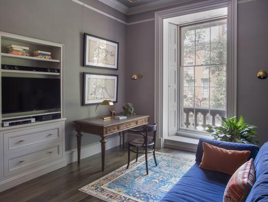 High-end townhouse renovation