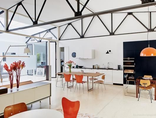 Contemporary Cambridge Renovation