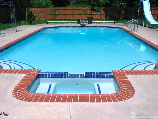 Pool building and restoring